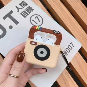 Instagram Logo Camera AirPod Case for Airpods 1&2